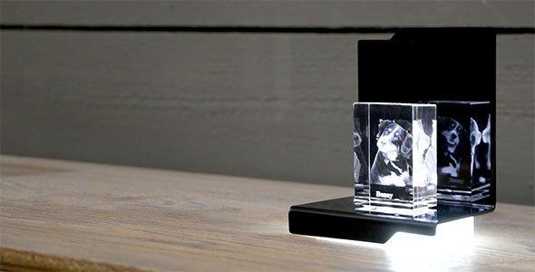 Ihr Foto in Glas gelasert - unser Ratgeber