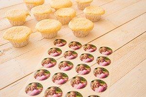 Cupcakes auskühlen lassen