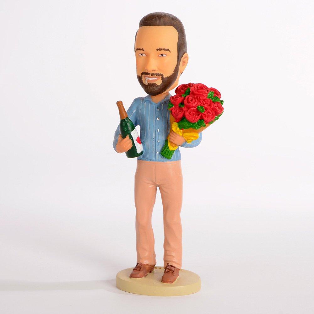Ihr Ebenbild als 3D gedruckte Figur Armin Amore