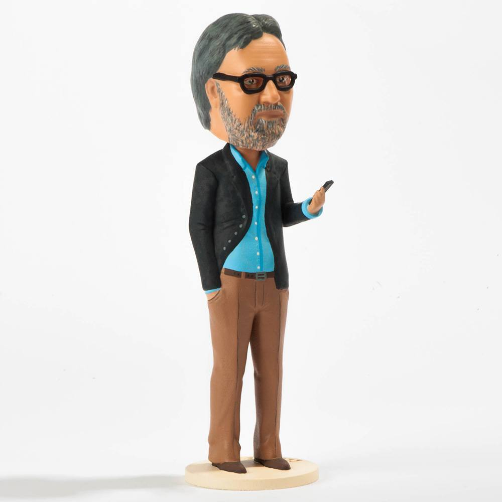 Ihr Ebenbild als 3D gedruckte Figur Burkard Büro