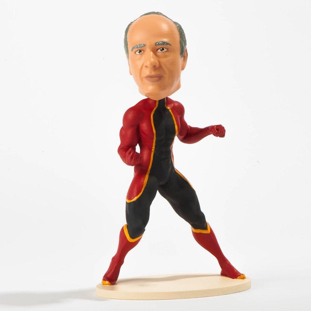 Ihr Ebenbild als 3D gedruckte Figur Paul Power