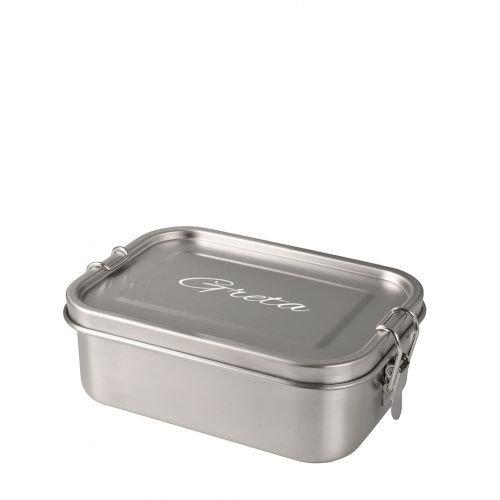 personalisierte Lunchbox aus Edelstahl (800ml)