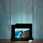 Beleuchtungselement Opera Cavatina für das Glasfoto in Farbe 7,5x11 cm Querformat