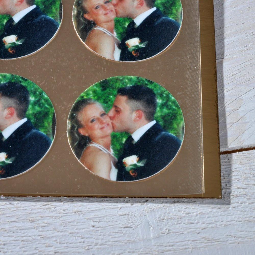 essbarer Willkommensgruss zur Hochzeit