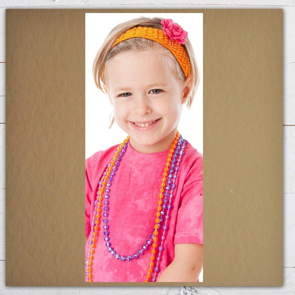 Aufleger mit einem hübschen Mädchen. essbares Foto in frei wählbarer Größe, max 20x28cm