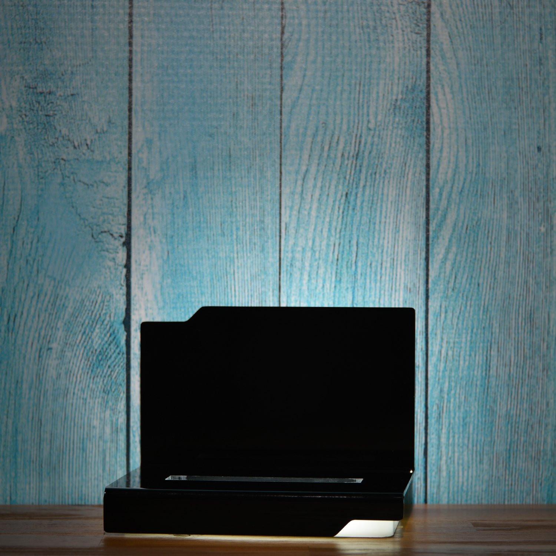 Beleuchtungselement Opera Cadenza für das Glasfoto in Farbe