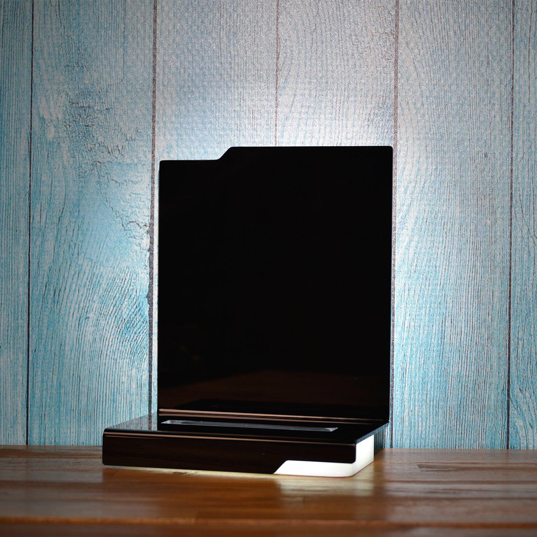 Beleuchtungselement Opera Falsetto für das Glasfoto in Farbe