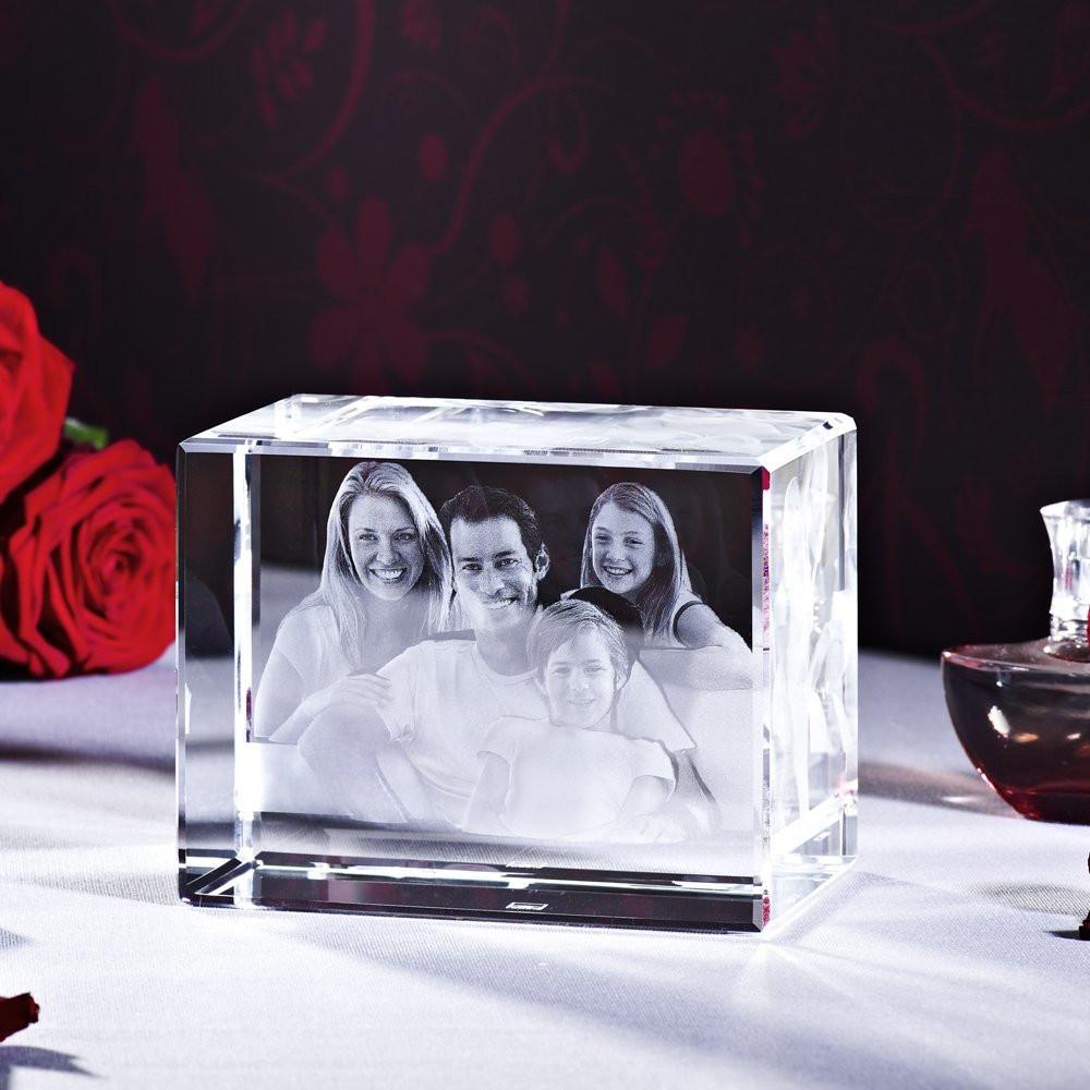 Ein schönes Familienerbstück in Glas