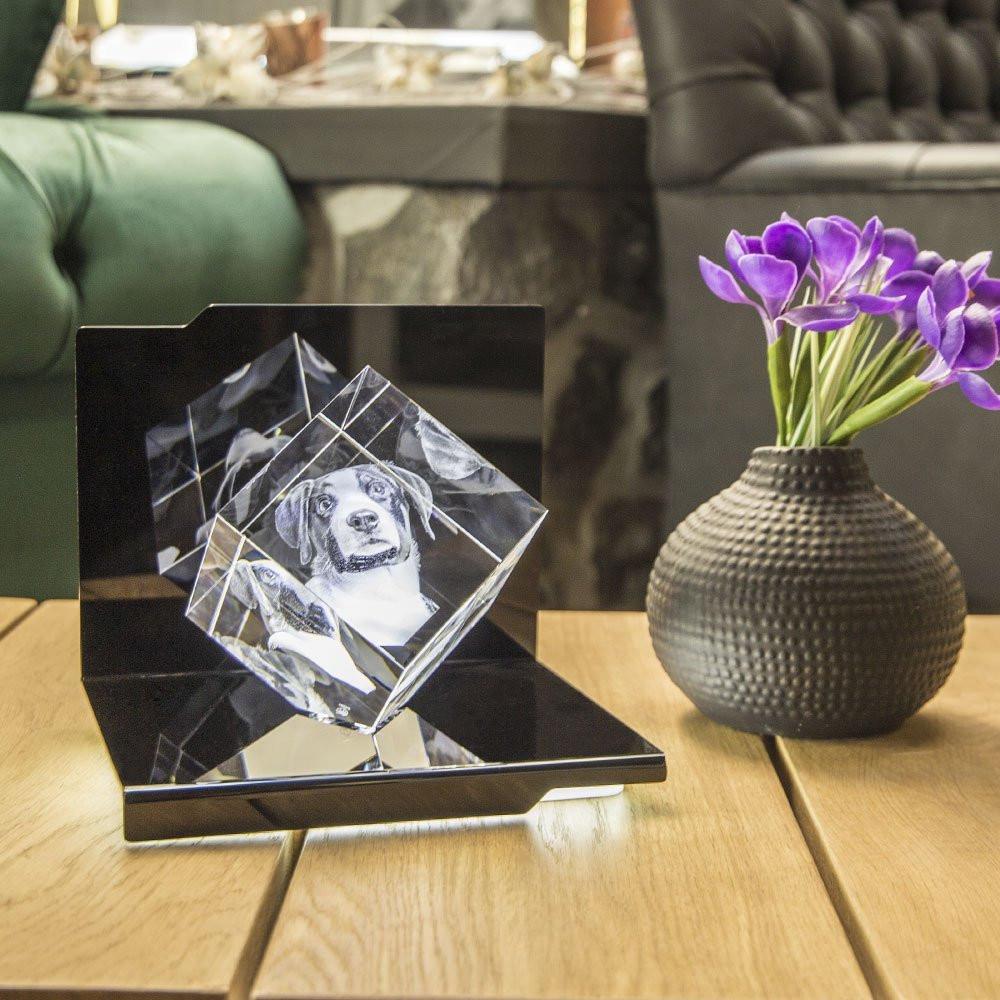 Der Opera Sonata mit dem Precious aus Viamant Glas dekoriert perfekt jede Wohnung