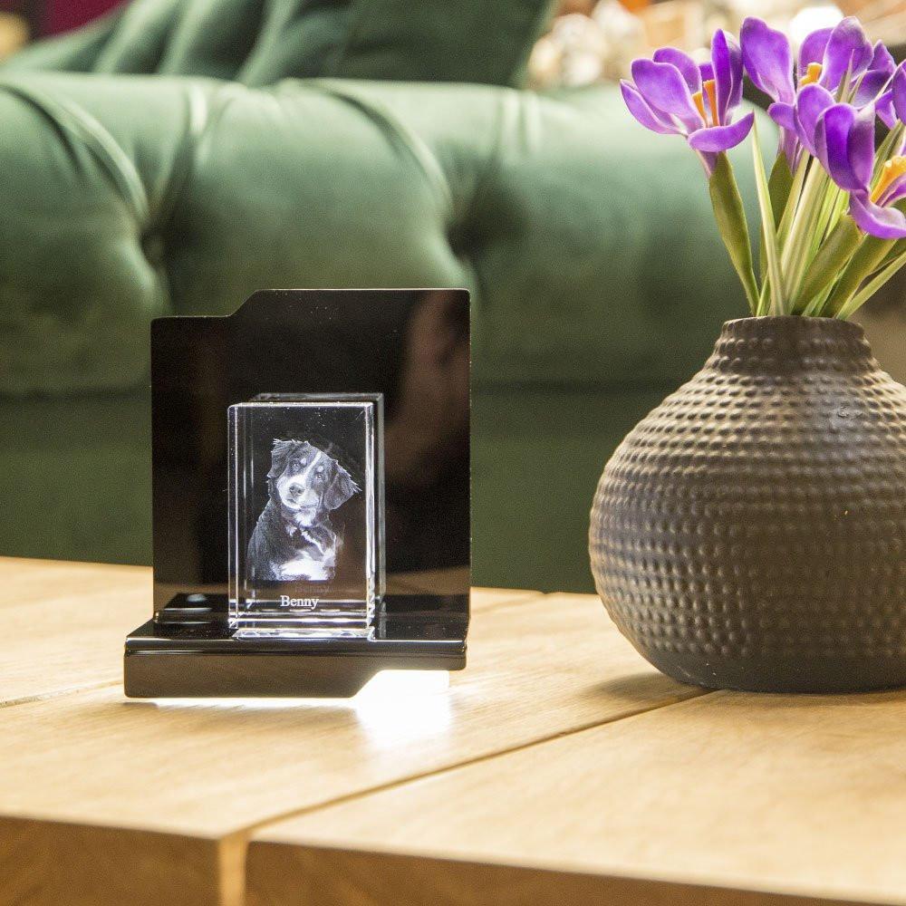 Der Opera Kantate mit dem Nano Viamant Glas lässt Ihr persönliches Lieblingsfoto so richtig erstrahlen