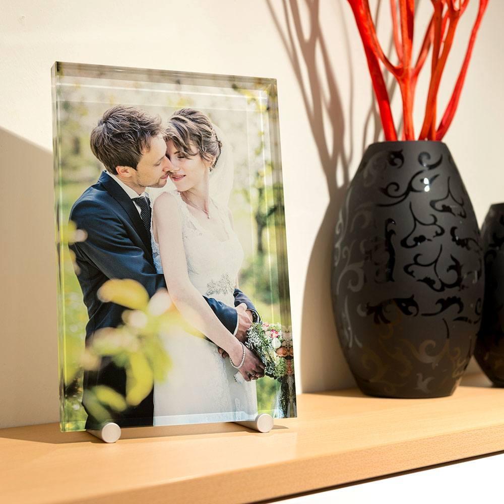 Individuellfotogeschenke - Ihr Foto ganz edel hinter echtes Viamant Glas gedruckt, Größe Trenta 30 x 20cm - Onlineshop Looxis