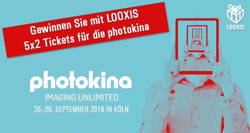 "LOOXIS photokina-Gewinnspiel"""